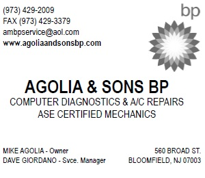 Agolia & Sons BP